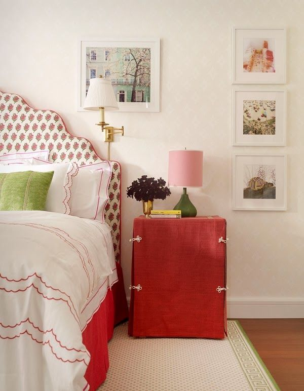 cool designers alert- celerie kemble and mimi mcmakin! red white