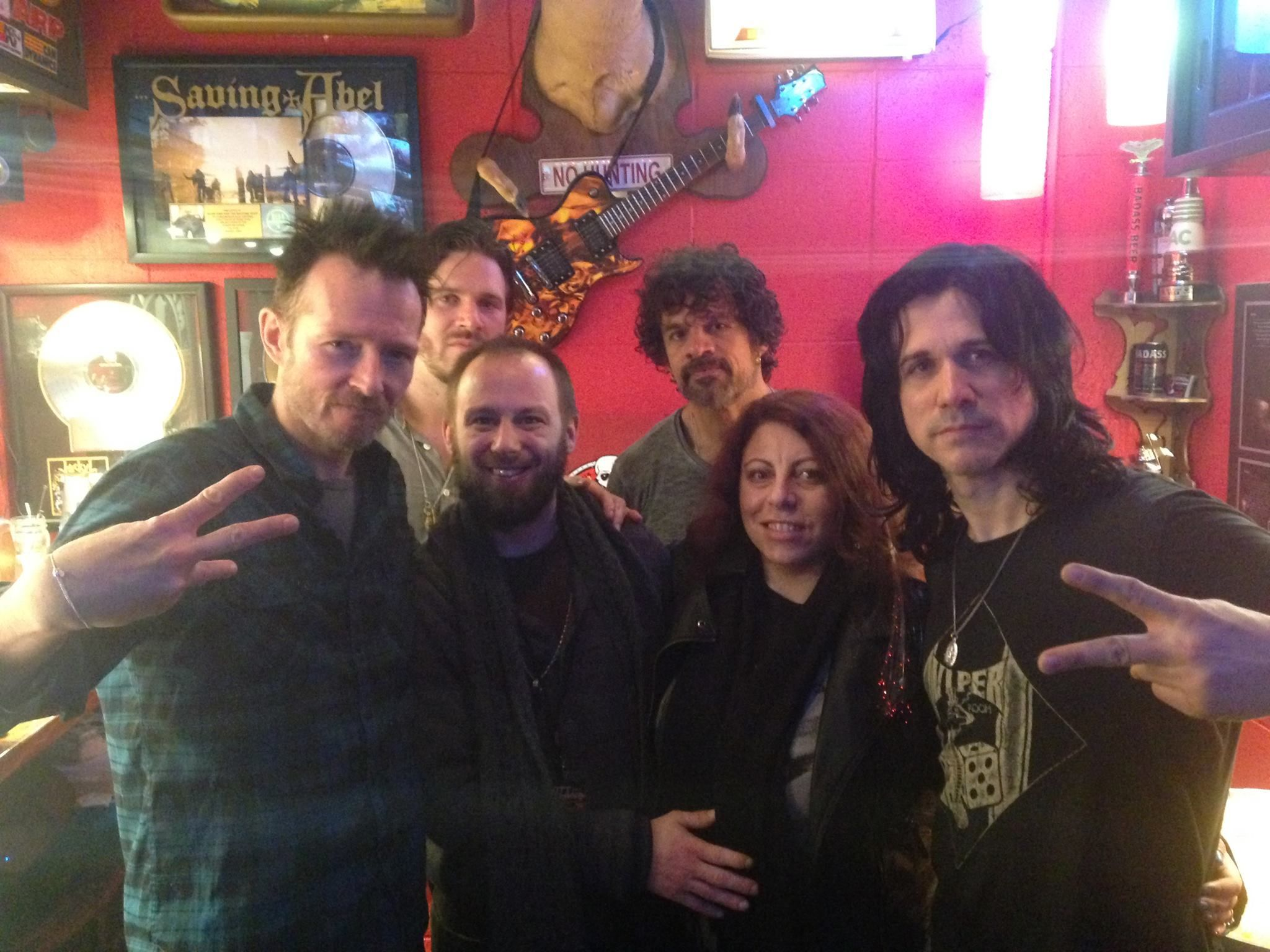 February 28th 2015 We Saw Scott Weiland And The Wildabouts At The Machine Shop In Flint