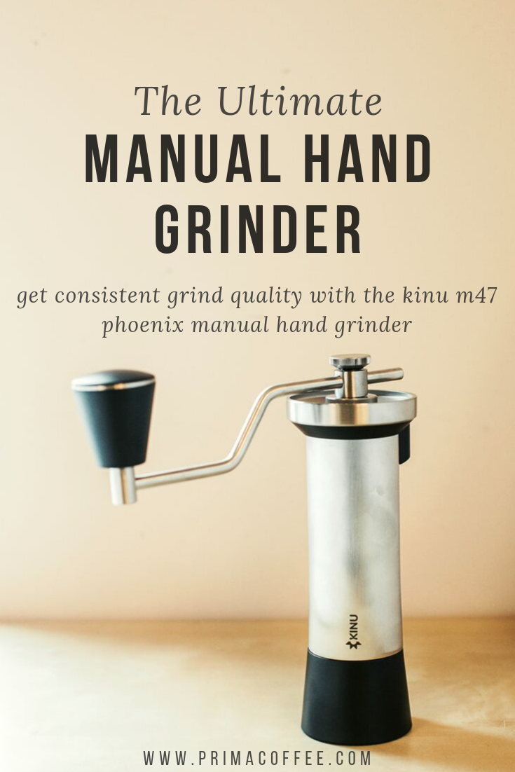 Video Overview Coffee gifts, Manual coffee grinder, Manual