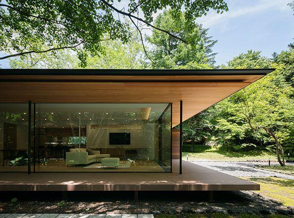 Yokouchi Residence | By Kidosaki Architects Studio. Timber HouseArchitects