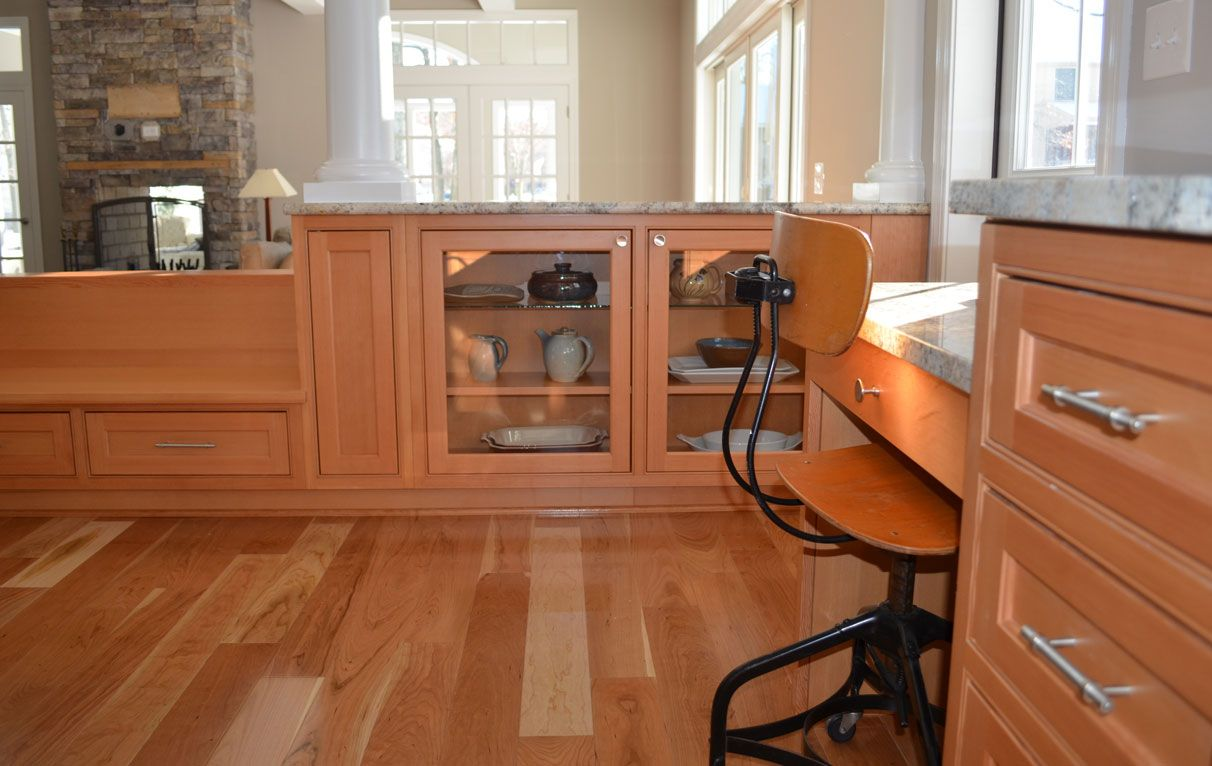 Beaded Inset Cabinets In Douglas Fir Kitchen Cabinets Inset Cabinets Custom Kitchen Cabinets
