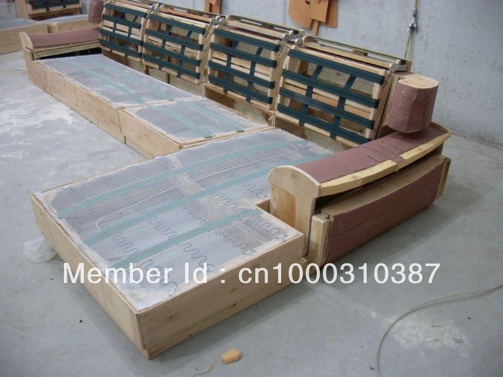 how to build a sofa frame