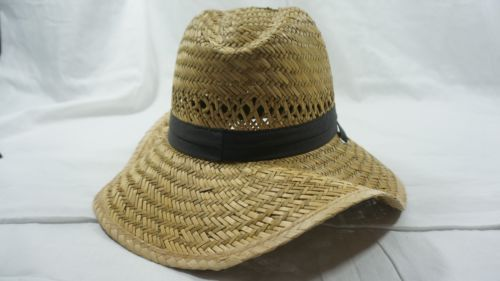 515d41a76b61c Columbia-Unisex-Men-Women-Straw-Navy-Wrangle-Mountain-fishing-Hat -size-Medium