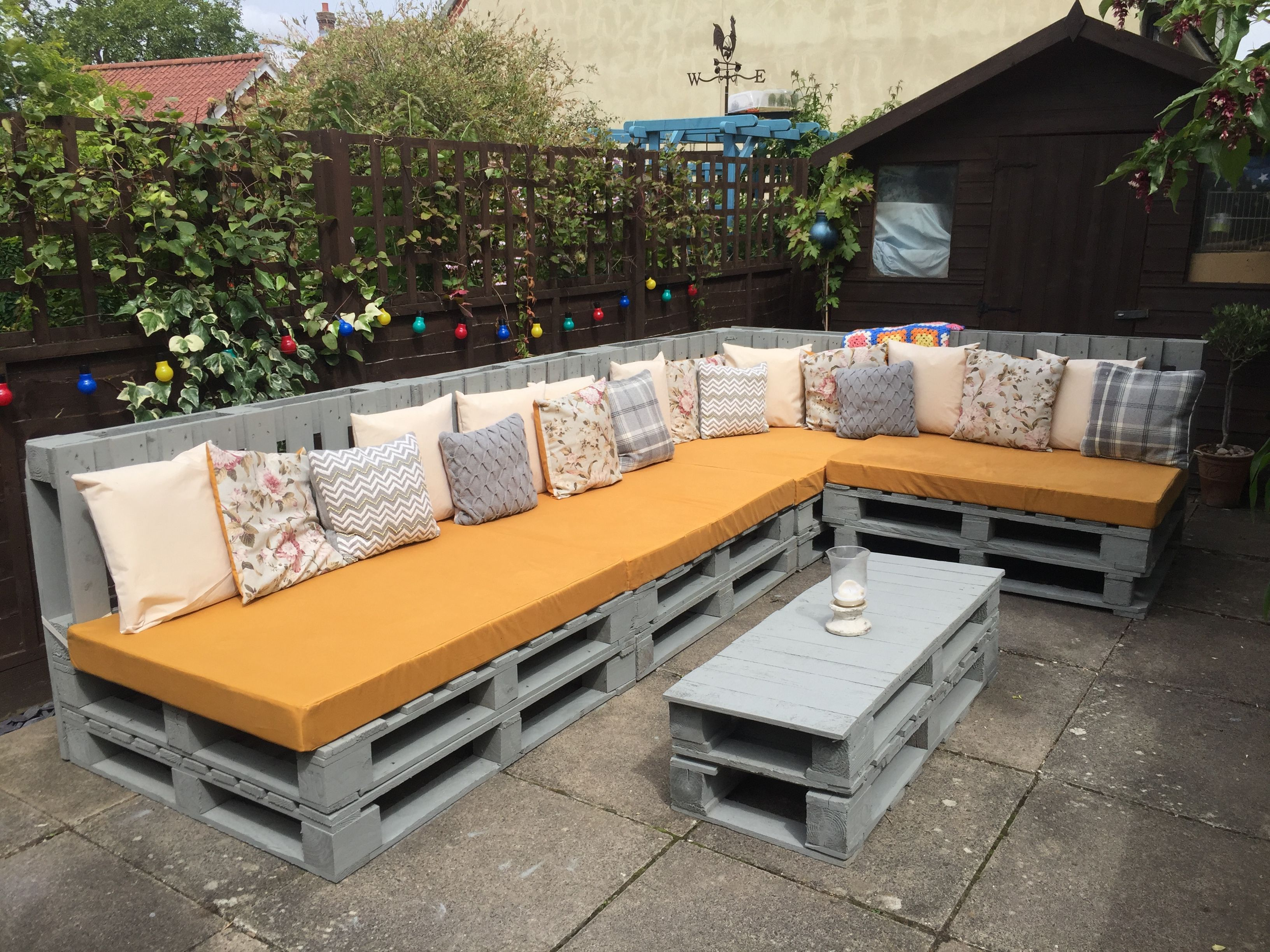 Pin on Garden Furniture Ideas