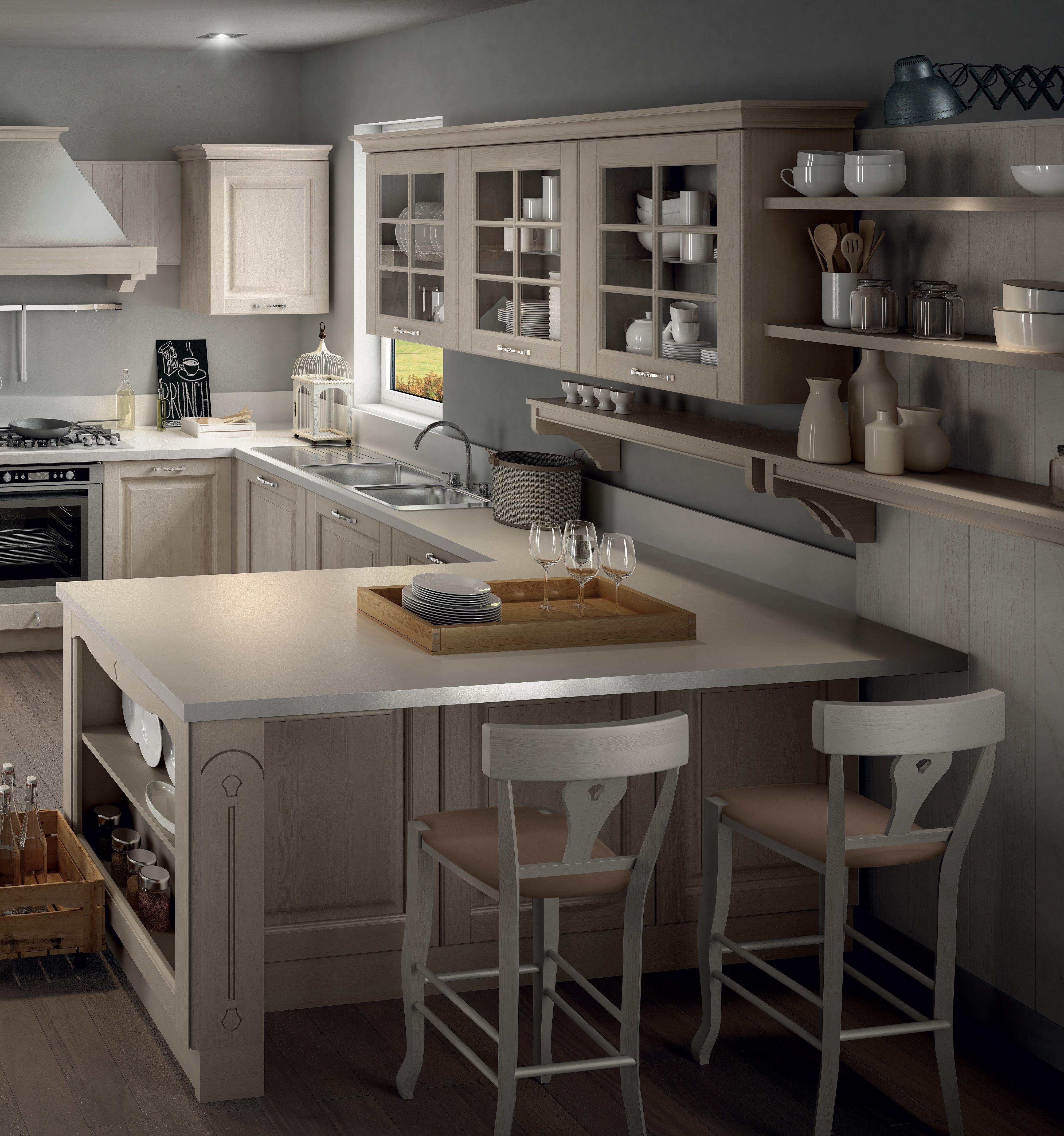 Mondo Convenienza Cucina Ginevra Bianco