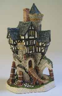 I Absolutely Love David Winter Cottages With Images Home Candles Cottage Miniature Houses