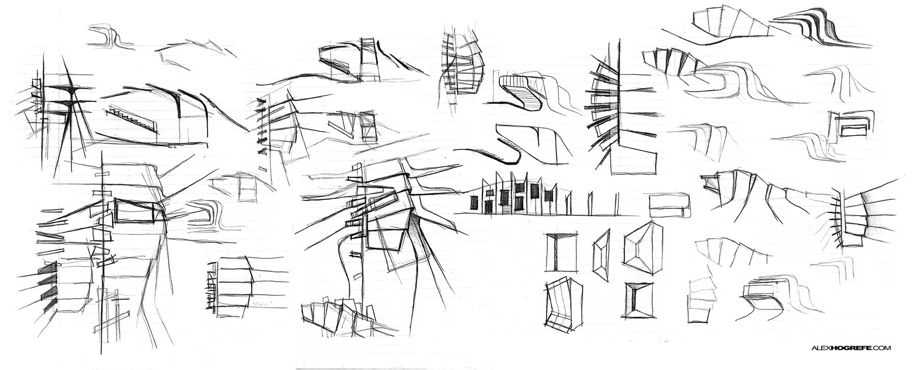 Architect Design Sketches architecture design sketch - google search | design sketches