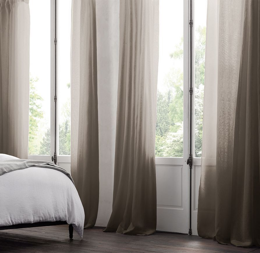 curtains sheer airy linen for curtain eco pottery best barn features conscious home the