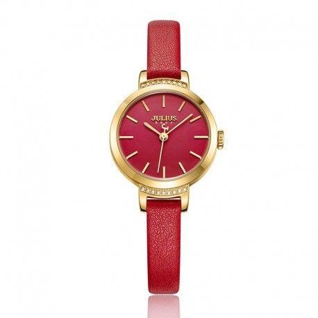Julius Brand Color Watches Ladies Watch Quartz Waterproof