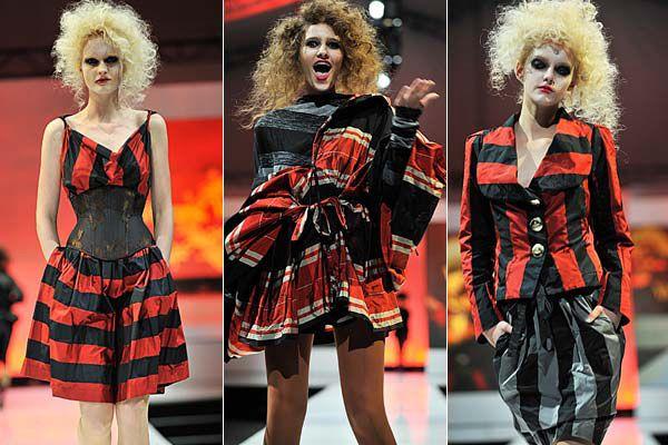 d575d1a209 Vivienne Westwood by Susan Germann   Punk Rock Princess Barbie ...
