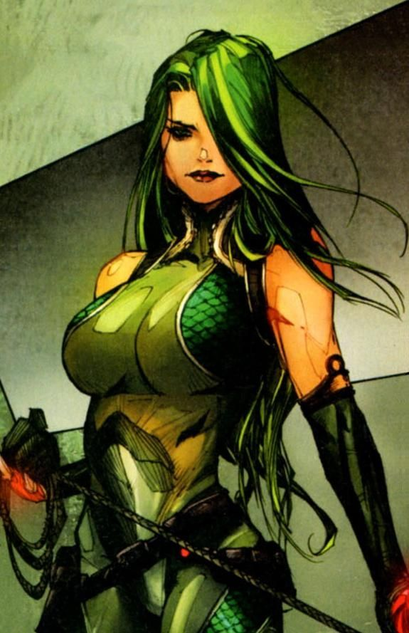 Viper, (Ophelia Sarkissian) formally Madame Hydra, is a