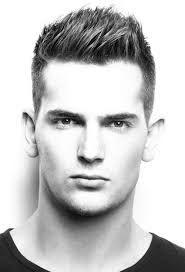 High Top Fade Haircut In White Men High Top Fade Haircut In White
