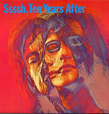 Ten Years After- Ssssh I had this album when new but sometime later I discovered it was gone. I have a CD of it now though.