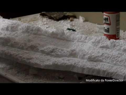 Come Costruire Delle Montagne Per Presepe In Polistirolo