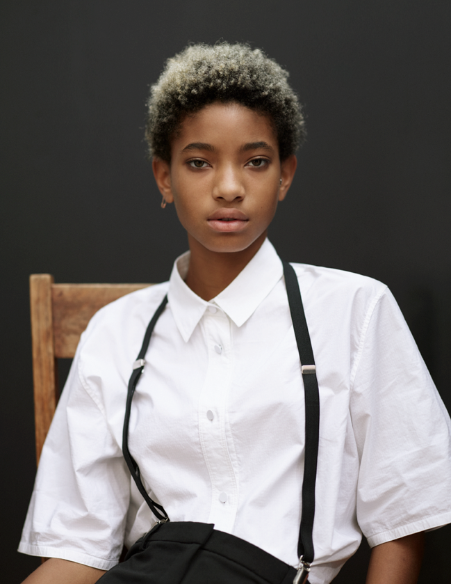 willow smith рост