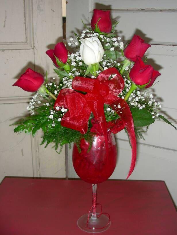 Wine Glass Flower Bouquet Chevy S Glass Flower Arrangements Pinterest Flower Bouquets