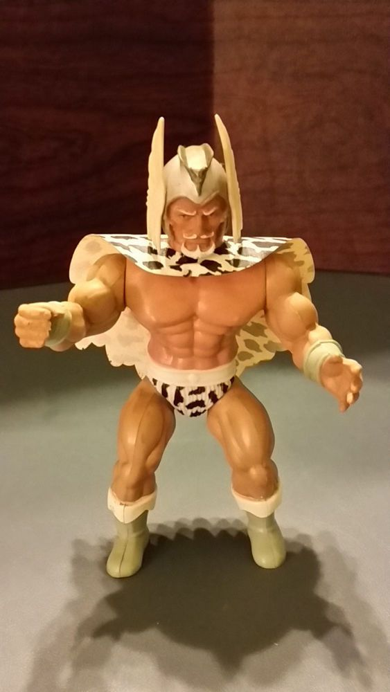 1982 World of the Warlord Warlord Action Figure Remco