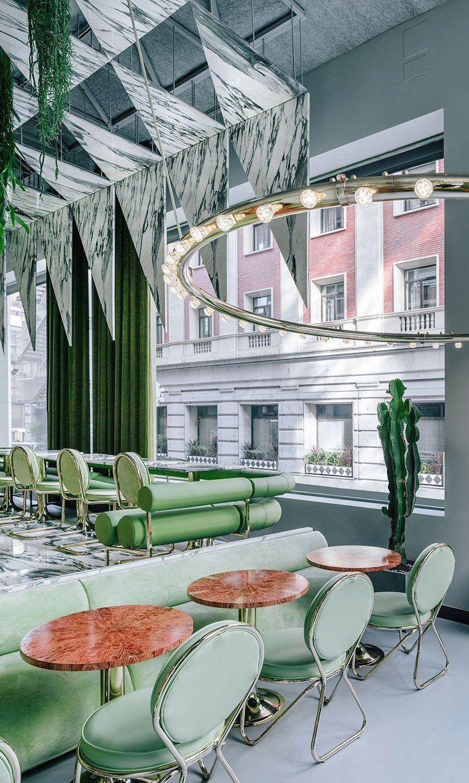 breathtaking 37 mid century modern home with green element interior