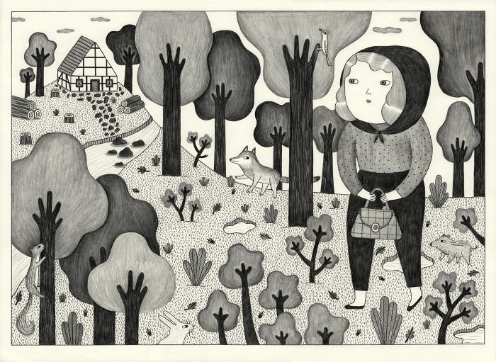 Ana Albero / ILLUSTRATION