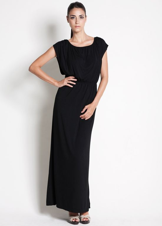 Versatile Maxi Dress For Pregnancy Nursing And Post Pregnancy Style