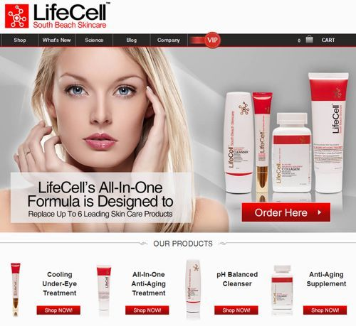 Lifecell Reviews Anti Aging Cleansers Skincare Review Anti
