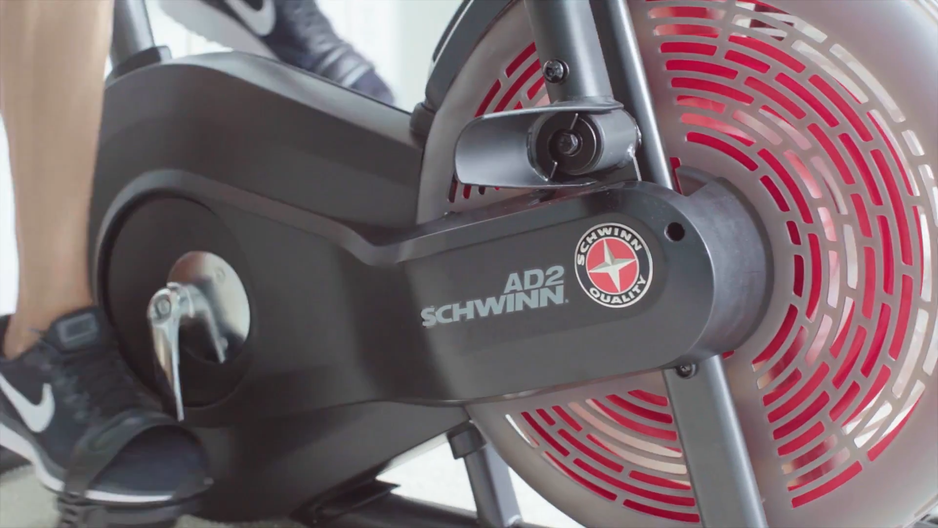 schwinn bike size, stationary fan bikes, stationary fan