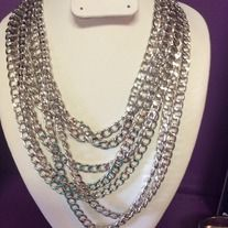 Products · Layered silver link Necklace set · Ashas Jewelrybox's Store $20 Location: Inside She lockx beauty salon/ He lockx barbershop.                    3200 Dixie Hwy. Louisville Open : Wednesday - Saturday  OPEN on Mondays starting in October                            Or shop online                              www.shopajb.storenvy.com