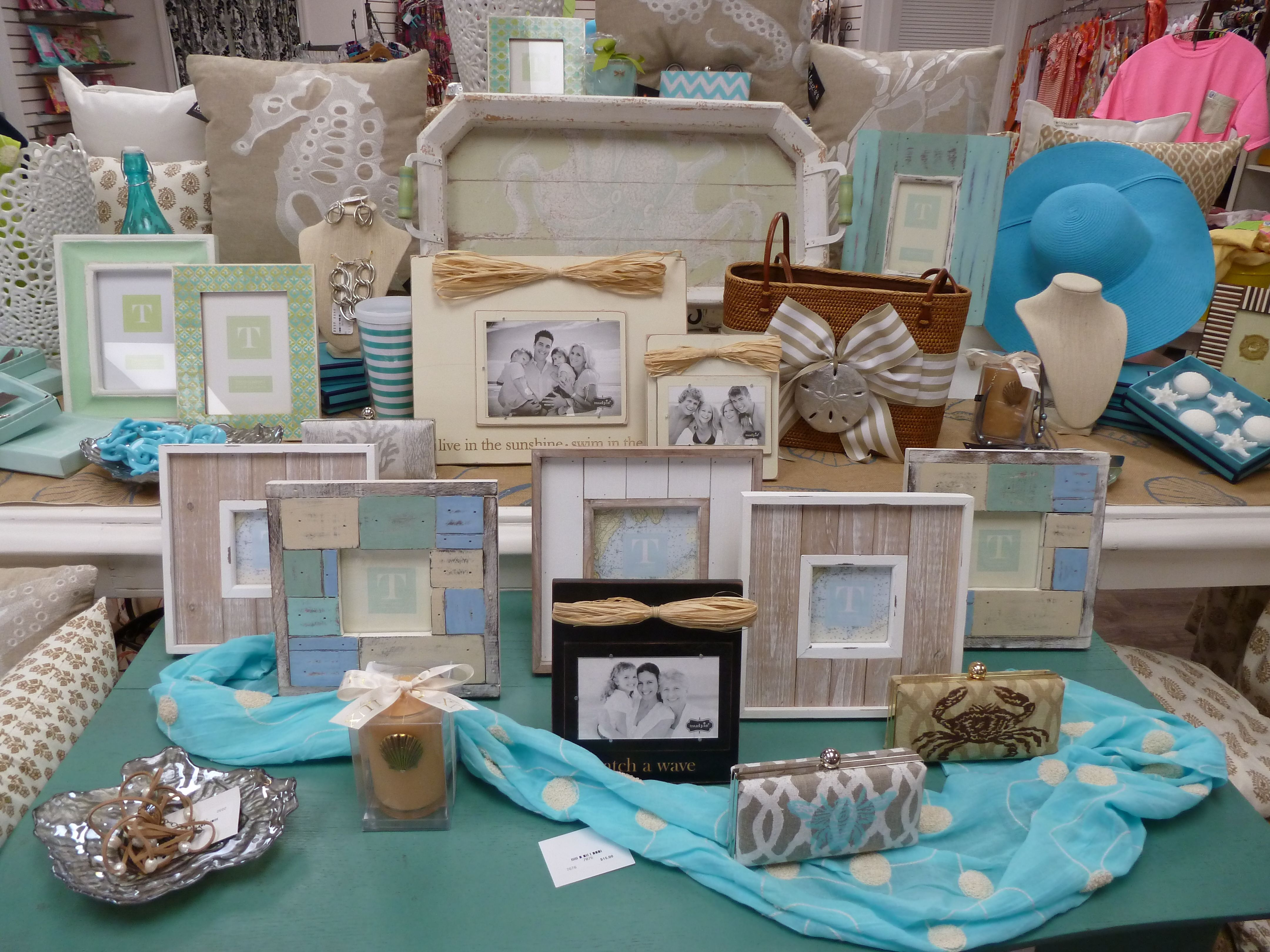 Feather your beach house house warming gifts house