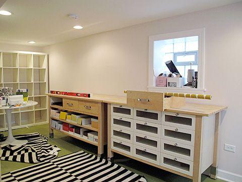 makingitlovely | Ikea freestanding kitchen, Basement ...