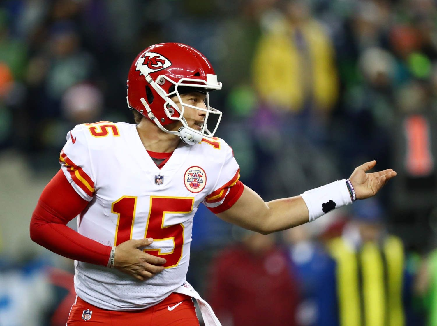 Pin by Zoster 17 on PATRICK MAHOMES Kansas city chiefs