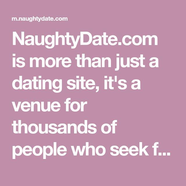 naughty date