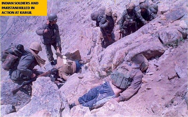 Sunday July 5 2009 The Kargil War Of 1999 India Pakistans Nuclear Stand Off Kargil War War Military Photos
