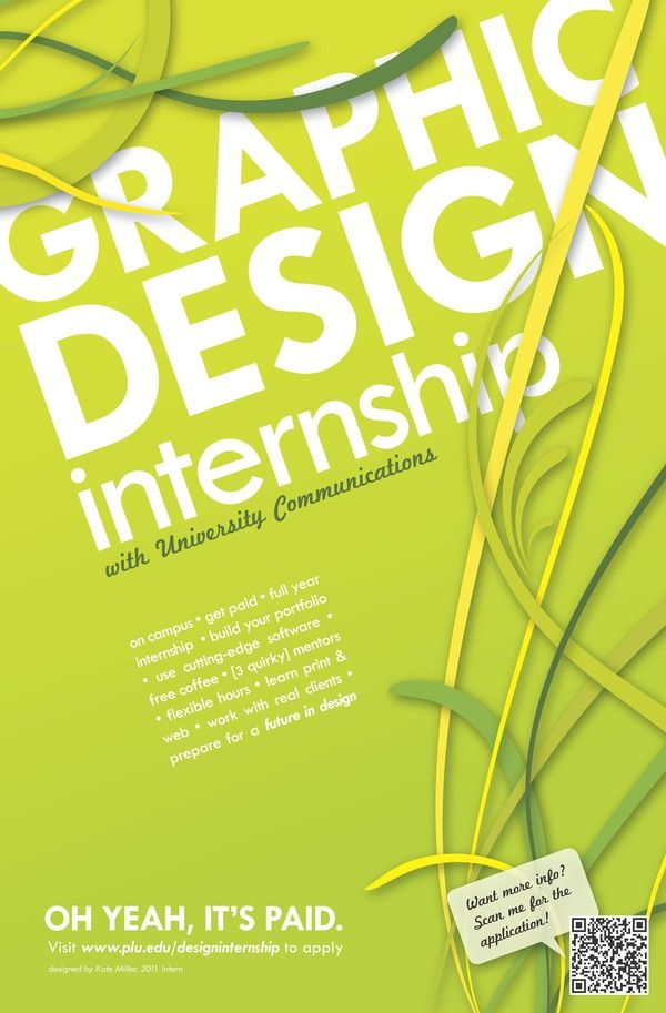 Graphic design internships  internship poster design - Google Search | Poster Ideas ...
