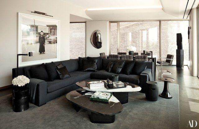 Tour Alexander Wang\'s New York City Home   Casas y Interiores
