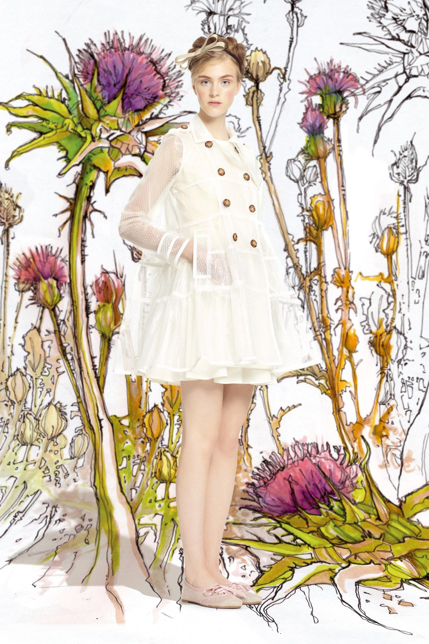 Red Valentino Spring 2014 Ready-to-Wear Collection Photos - Vogue