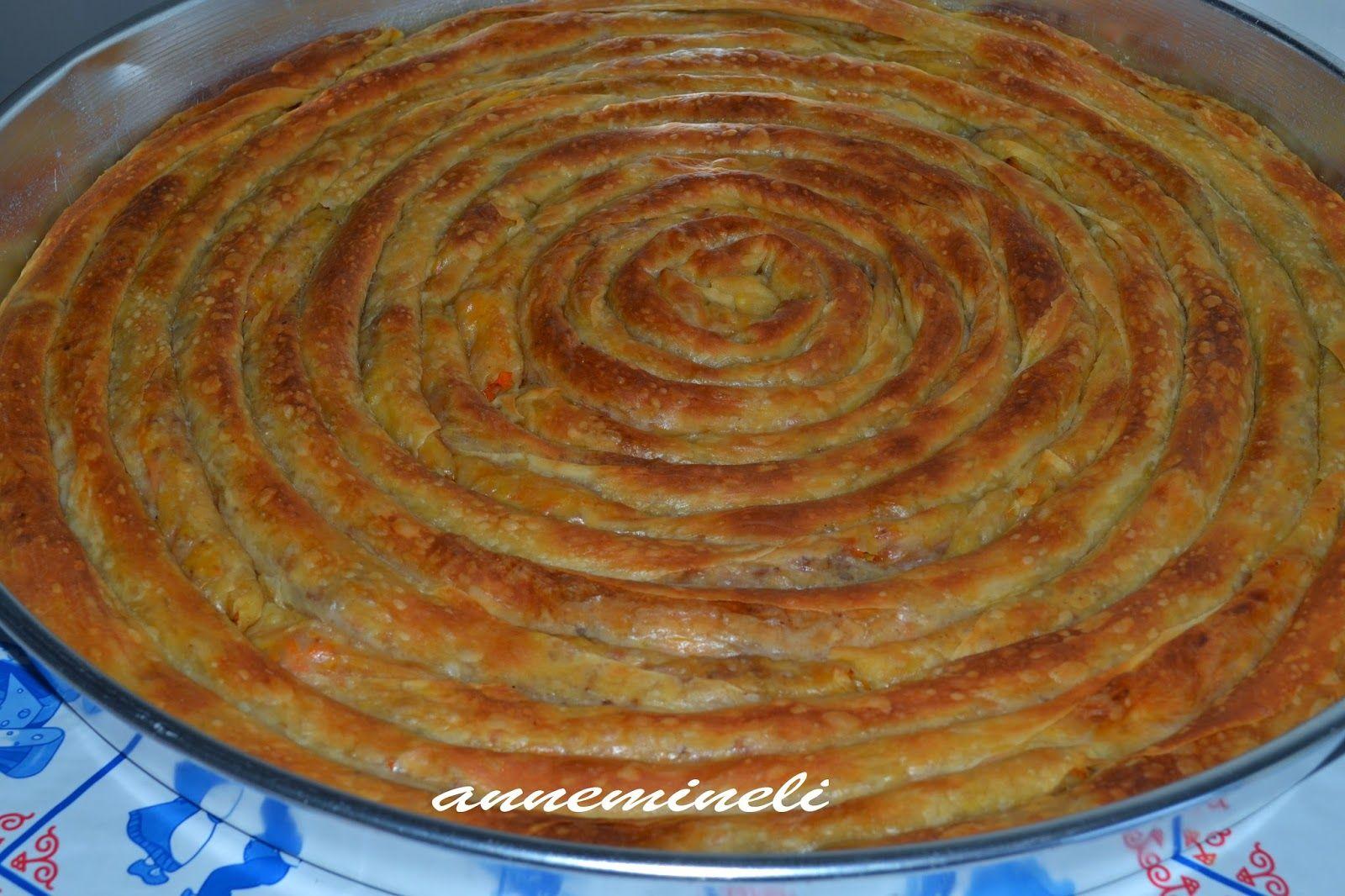 Kabaklı Börek Tarifi Videosu