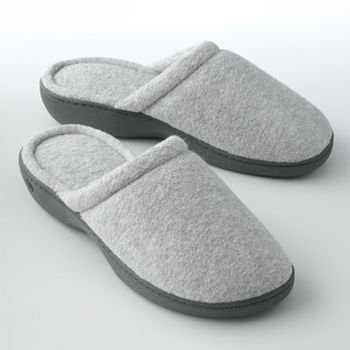 isotoner Microterry Secret Sole Clog