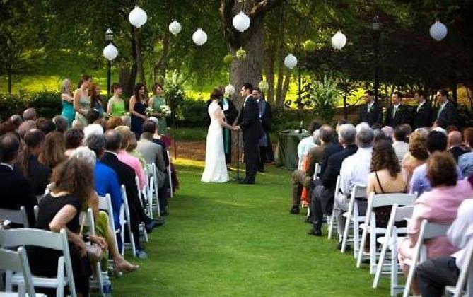 Wedding Outdoor Ideas