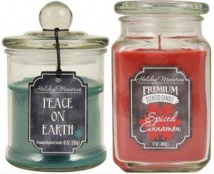 Kohl's: As low as $3.05 Holiday Jar Candles *BIG 10-17 oz* (reg. price $11.99!) - http://www.couponaholic.net/2015/12/kohls-as-low-as-3-05-holiday-jar-candles-big-10-17-oz-reg-price-11-99/