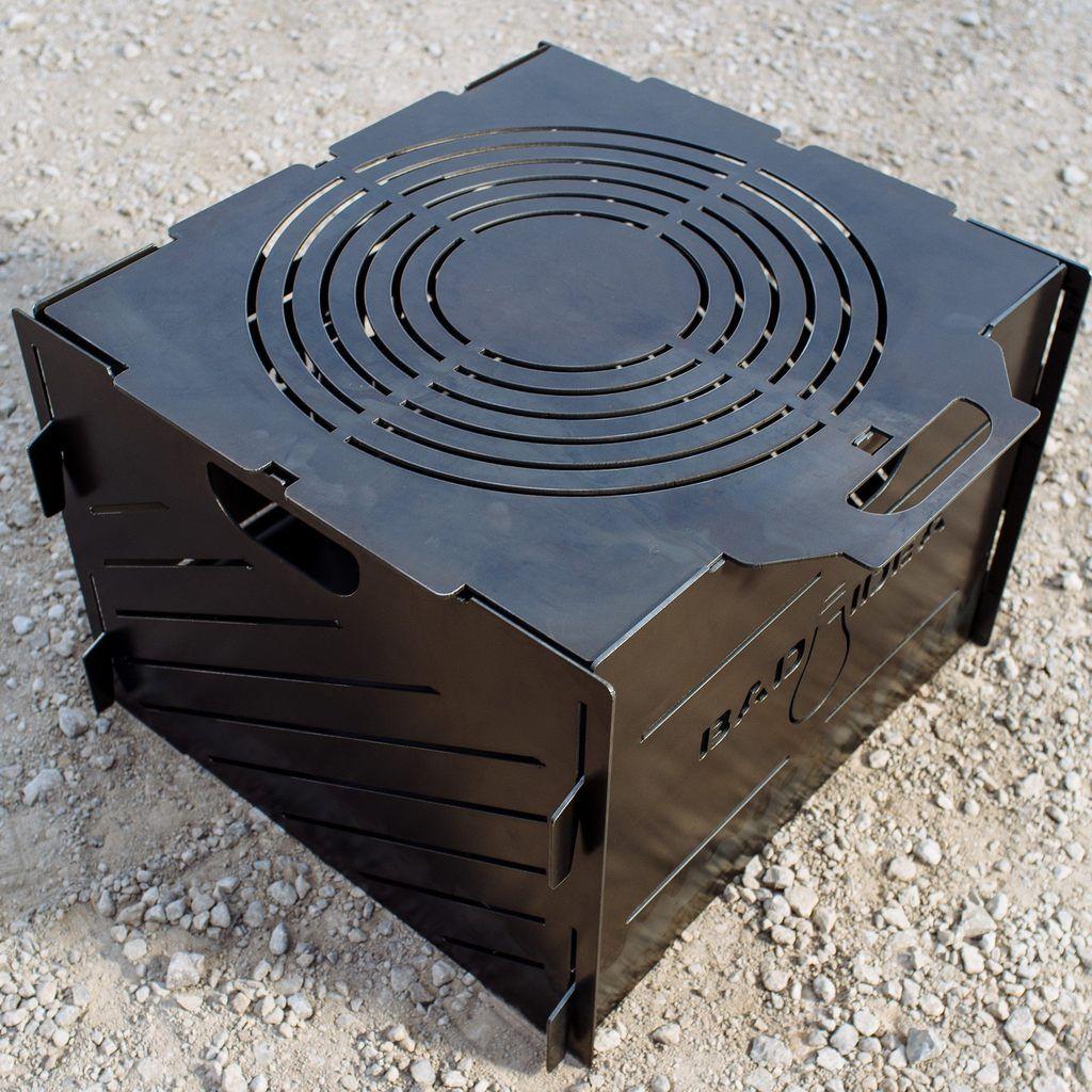 Small Pyro Cage Incinerator Portable Fire Pit 16 ...