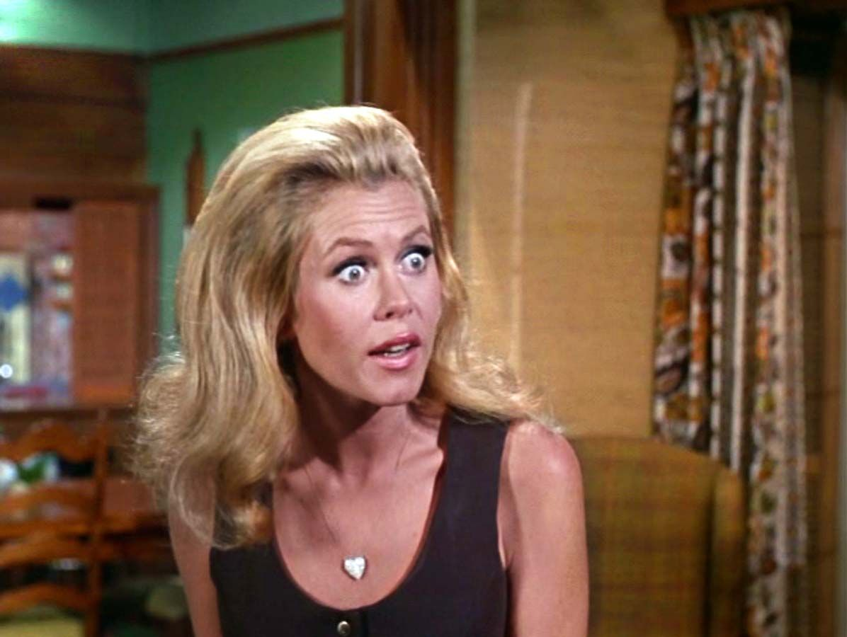 Image result for elizabeth montgomery samantha bewitched