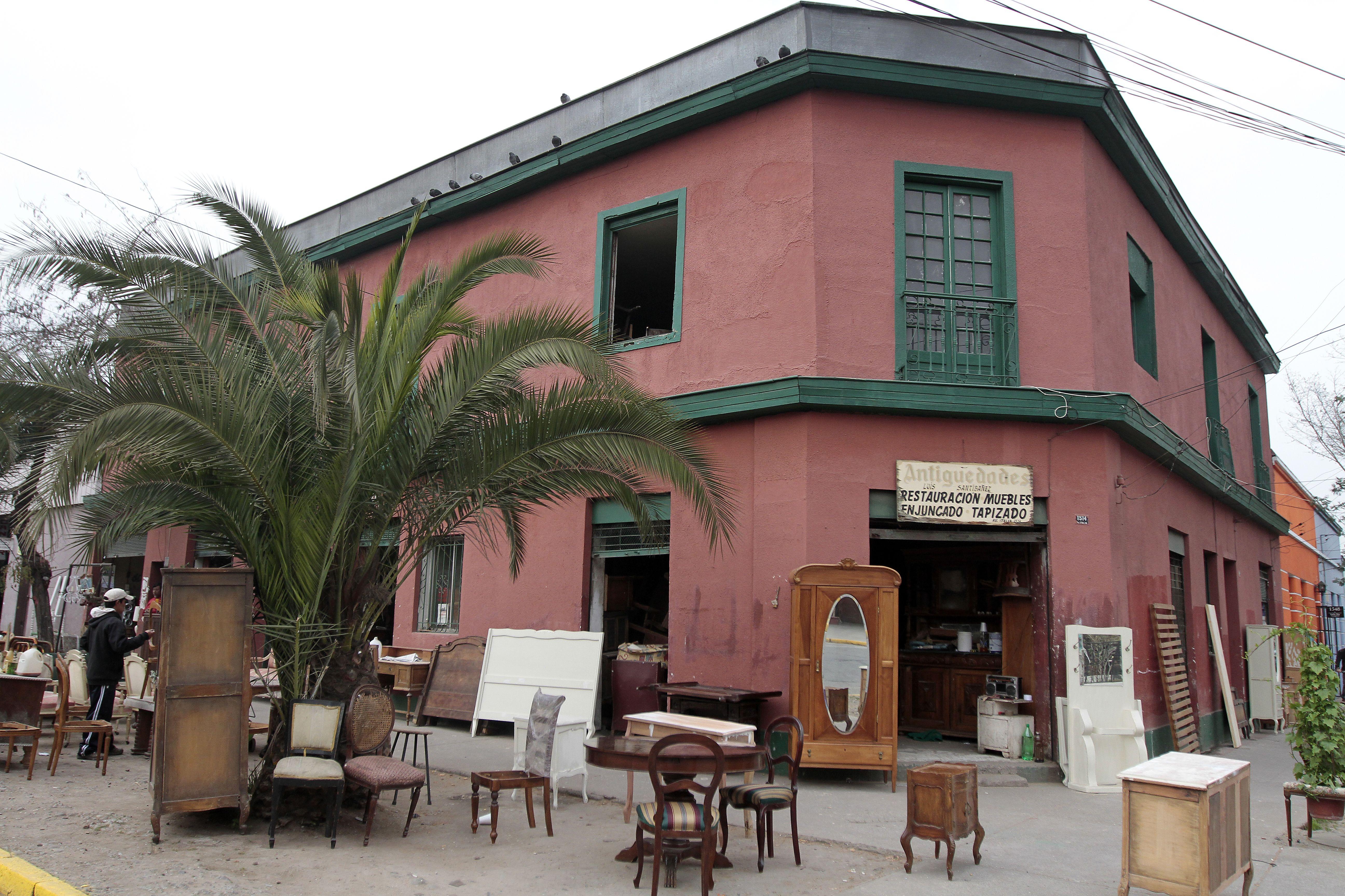 Barrio Italia Chile Chile Pinterest Italia And Santiago # Muebles Caupolican San Carlos