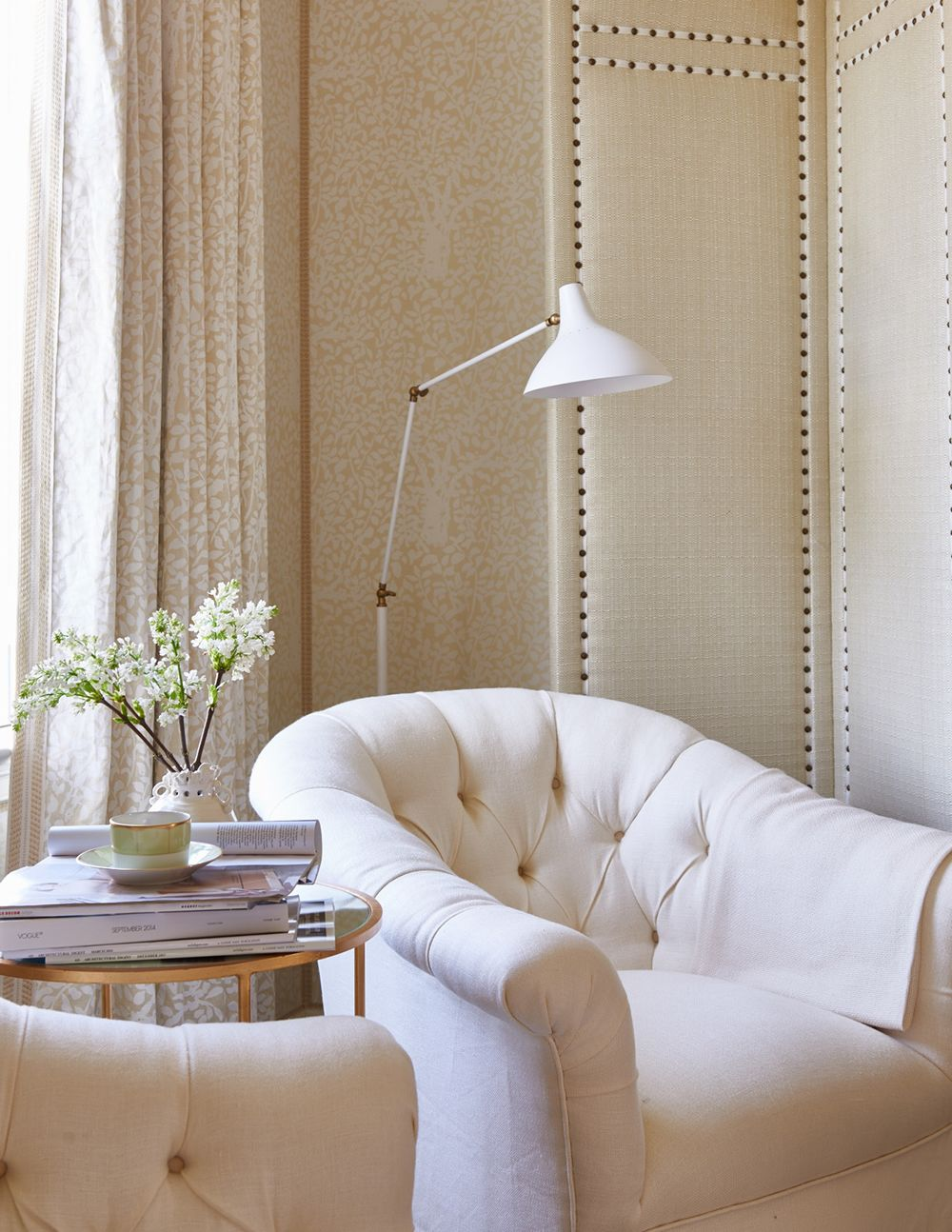 China seas arbre de matisse wallpaper interior design by mark d sikes