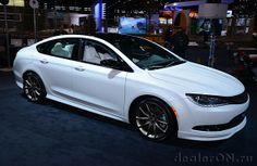 Mopar Chrysler 200 2015 Chrysler 200 Chrysler 200 2015 Chrysler