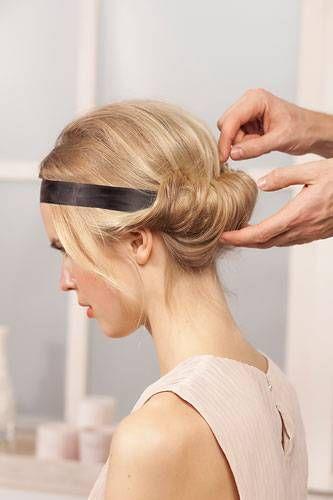 Haare Vier Frisuren Schritt Für Schritt Erklärt Frisuren