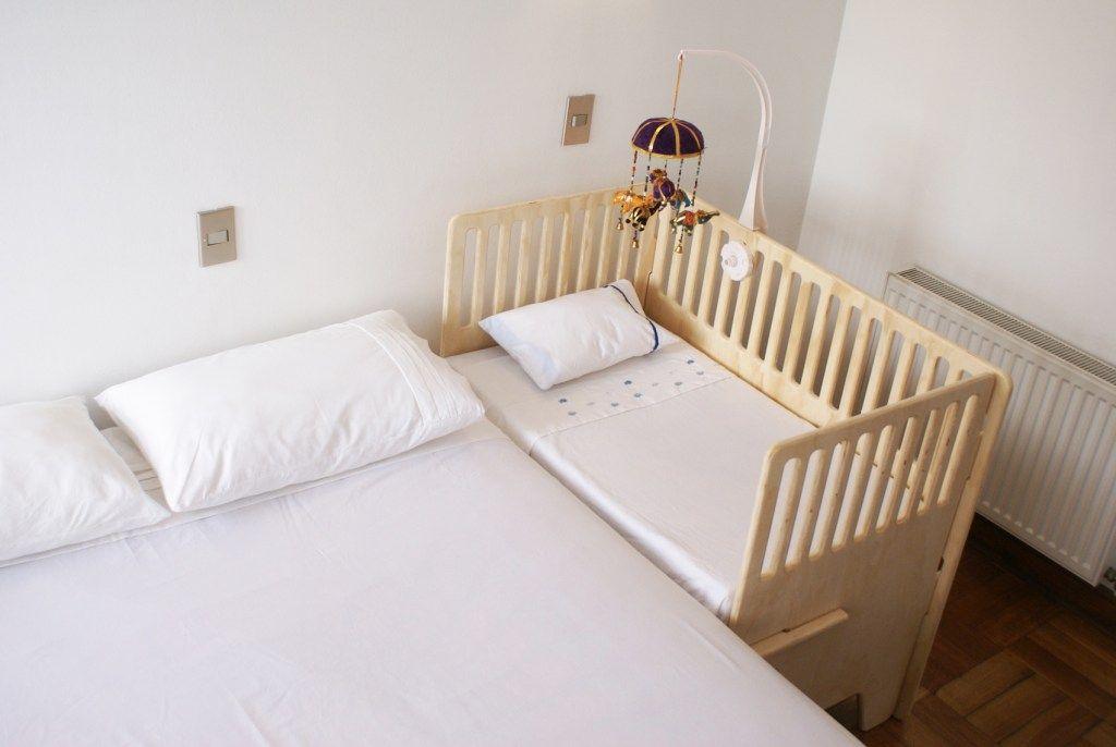 Cuna colecho mis hijos pinterest colecho cama for Cama familiar