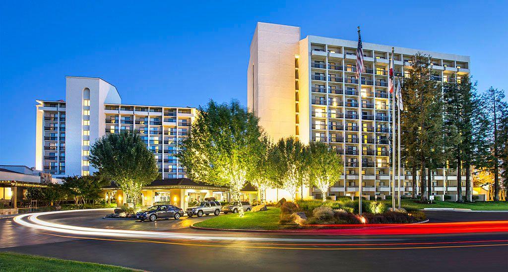 Santa Clara Hotels Marriott Near Levi S Stadium My