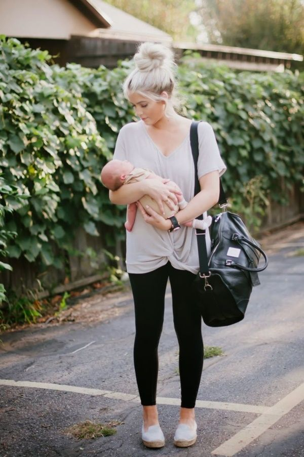 40 Superb Mom Outfits To Look Stylish Young Mom Outfits