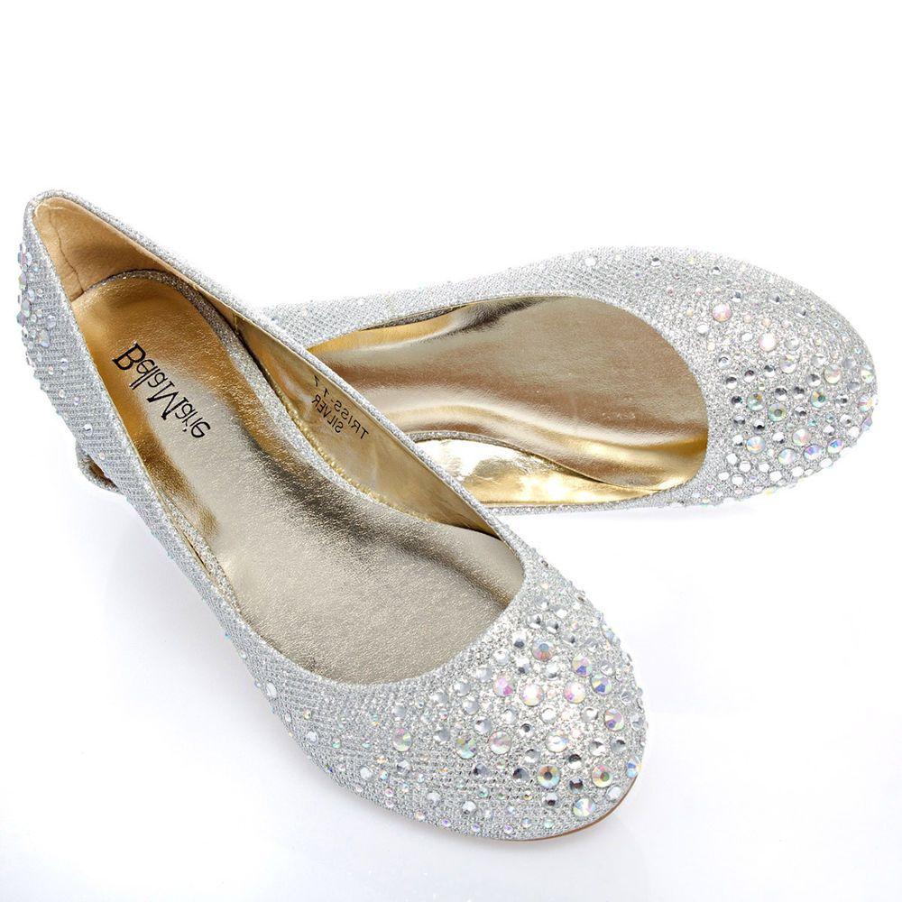 545491b8710 Light Silver Beaded Khussa Indian Wedding Shoes Quinceanera Bridal Jutti  Flats