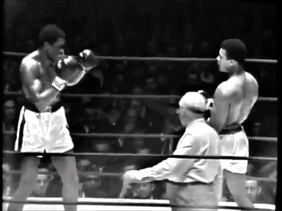 Muhammad Ali vs Ernie Terrell What's my ...